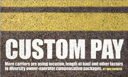 Custom-pay