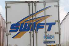 Swift and its equipment leasing unit are being sued.