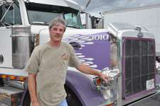 Independent named Trucker of the Month