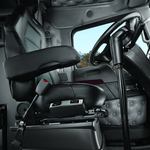 """The Bose Ride will be produced """"on a build-to-order basis for fleets at the end of March,"""" and after that for owner-operators, said Mike Rosen, a chief engineer."""