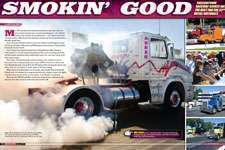 Inside spread in Spring issue of Custom Rigs.