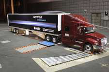 'SuperTruck' draws Navistar attention