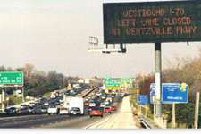 Expect traffic delays on I-70 near Kansas City this year. (Courtesy Missouri Department of Transportation)