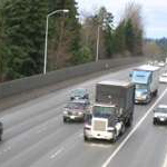 Freight index rose 0.4% in January