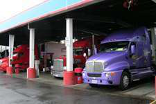 Diesel fuel prices rise nationwide.