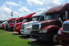Truck orders increase 35% in March