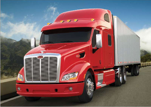 Peterbilt Model 587 trucks built between May 1 and May 17 have been recalled over a defective ignition switch.