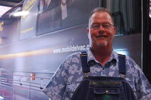 Grascals tour bus driver 'Stubob' Myrick's Nashville flood tale