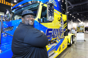 'Big Cat Trucker' offers new-driver advice at Great West