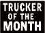 Trucker of the Month