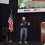 Kevin Rutherford, Partners in Business, Overdrive, ATBS, Schneider national, Freightliner Truckers, GATS, Great American Trucking Show, owner-operator, training