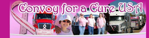 'There Is a Cure' -- new song written for breast-cancer-awareness convoy