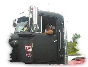 SuperShowRigs.com documents truck show stars -- the rigs