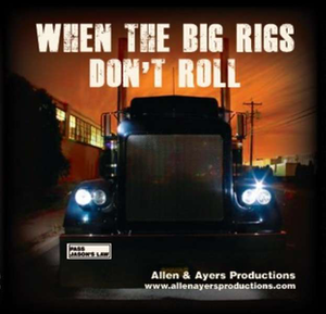 Live online CD release party for 'When the Big Rigs Don't Roll'