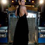 'Sexiest Trucker Alive' Lisa Kelly