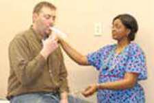 Clinic offers free health checks