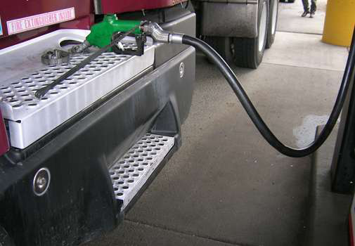 Higher diesel taxes coming in California