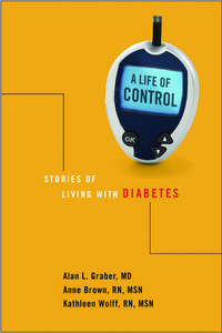 Living with diabetes -- behind the wheel of new book 'A Life of Control'