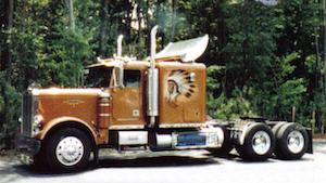 Trucking advocate enjoyed Overdrive award
