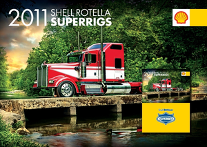 Rotella SuperRigs calendar now available...