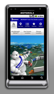 Michelin Iphone, Android roadside service apps join Blackberry functionality