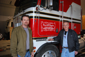 'American Trucker' premieres on SPEED channel Feb. 24 -- with a familiar face