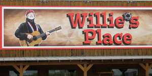 Willie's Place to be Willie's no more