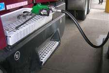 Diesel price up again