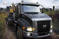 Cat offers CT660 vocational truck