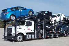 Volvo introduces car transporter