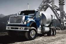 Concrete Mixers Overdrive Owner Operators Trucking Magazine