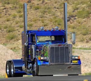 New diesel thieves; 'American Trucker' visits the custom shops