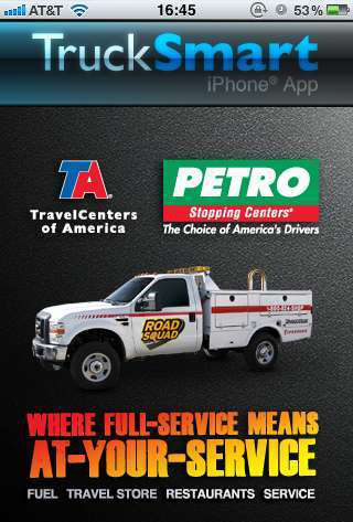 TA-Petro mobile app adds parking reservation system