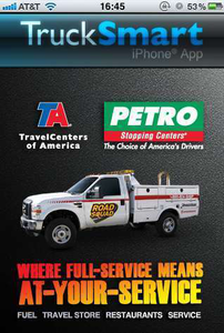 TA Petro: 'For drivers by design'