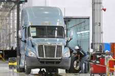 Truck orders surge in March over year