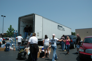 Prime Inc. donates to Joplin tornado relief