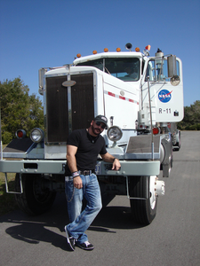 Final season one episode of American Trucker on Speed Channel this Thursday