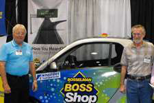 Driver wins Smart Car in Bosselman contest