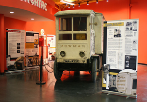 Iowa 80 to host centennial fest for vintage truck