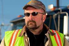 Redmon discusses 'Ice Road Truckers'