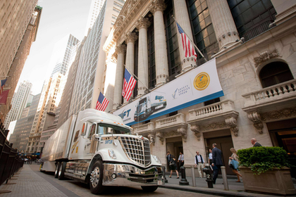 Swift at the New York Stock Exchange