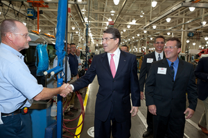Texas governor signs natural gas bills