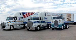 Tonight on American Trucker -- Gully Transportation's antique trucks