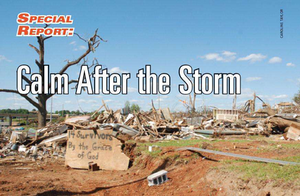 More tornado aid coming from the trucking industry