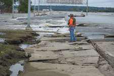 High water keeps Iowa roads closed