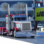 Oct. 8: Truck drag races in Charlotte