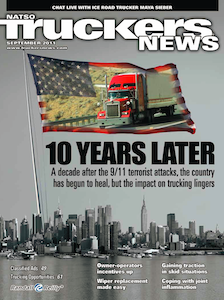Remembering 9/11 as anniversary approaches: A trucker's story from ground zero