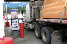 Diesel price falls