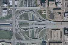 Chicago freeway tops freight bottlenecks