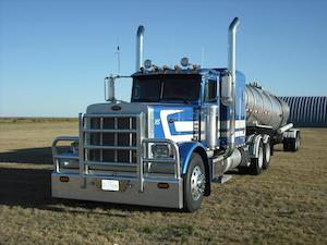 Tanking independent -- Meet owner-operator Dan Bollinger